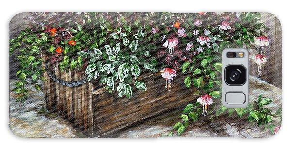 Old Flower Box Galaxy Case
