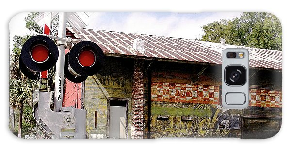Old Freight Depot Perry Fl. Built In 1910 Galaxy Case