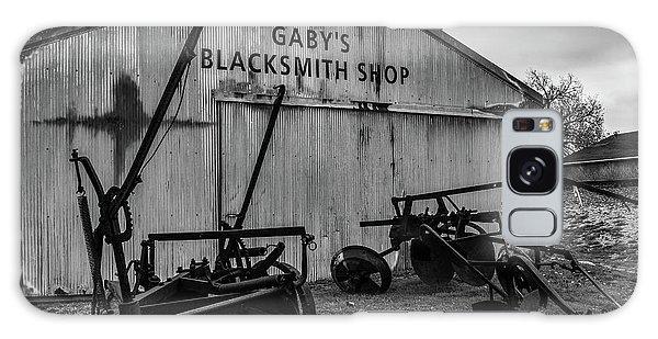 Old Frisco Blacksmith Shop Galaxy Case