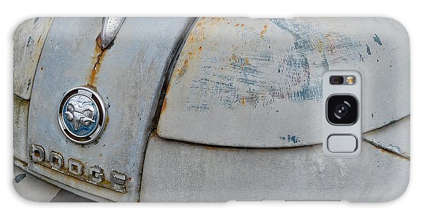 Old Gray Ram Galaxy Case