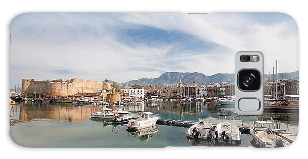Galaxy Case - Old Harbour Of  Kyrenia 2 by Iordanis Pallikaras