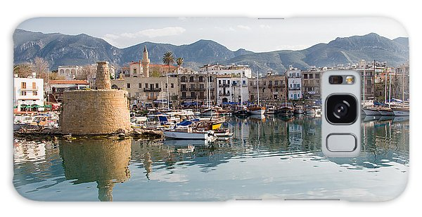 Galaxy Case - Old Harbour Of  Kyrenia by Iordanis Pallikaras