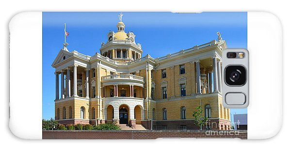 Old Harrison County Courthouse Galaxy Case