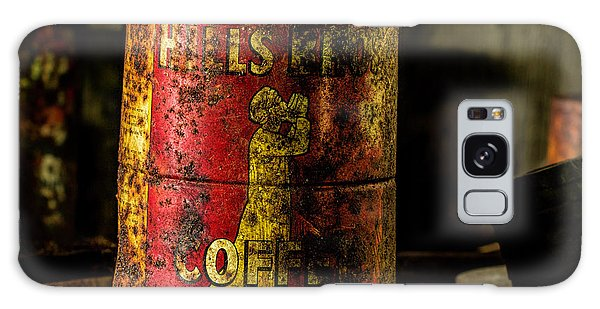 Old Hills Brothers Coffee Can Galaxy Case