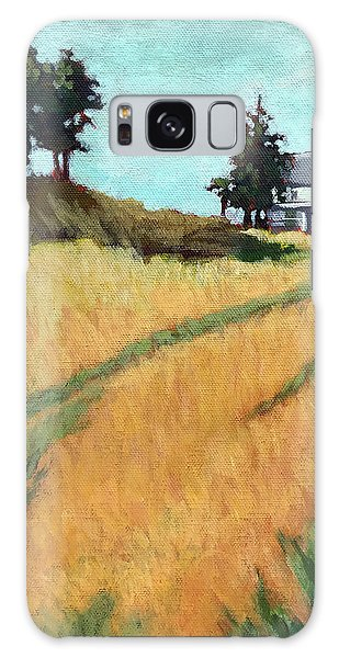 Old House On The Hill Galaxy Case