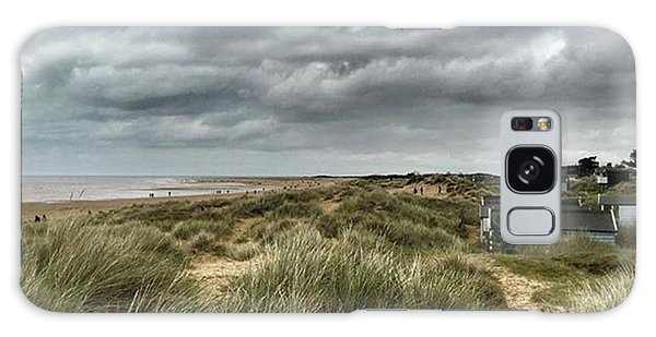 Galaxy Case - Old Hunstanton Beach, North #norfolk by John Edwards