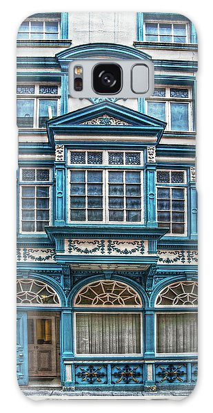 Galaxy Case featuring the digital art Old Irish Architecture by Hanny Heim