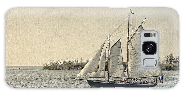 Old Key West Sailing Galaxy Case