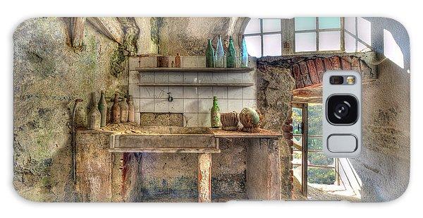 Old Kitchen - Vecchia Cucina Galaxy Case
