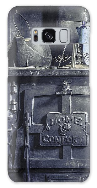 Old Kitchen Stove Galaxy Case