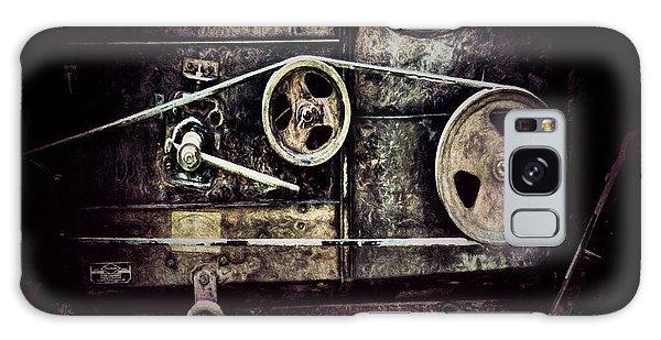 Old Machine Galaxy Case