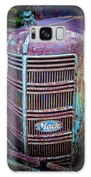 Old Mack Grille Galaxy Case
