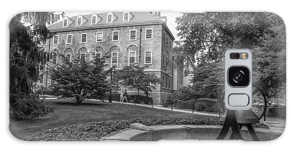 Old Main Penn State University  Galaxy Case by John McGraw