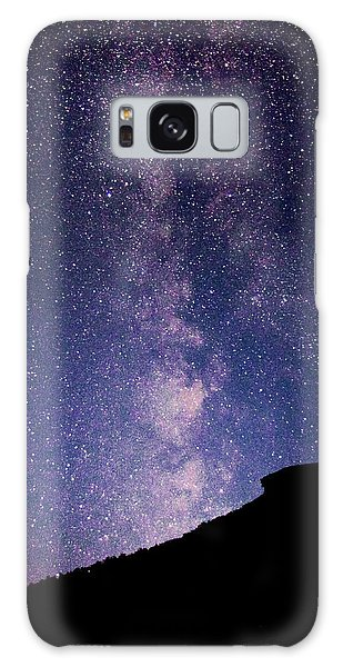 Old Man Milky Way Memorial Galaxy Case