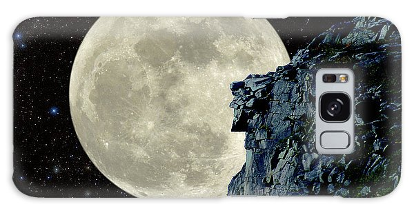 Old Man / Man In The Moon Galaxy Case