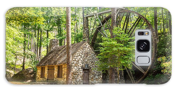 Old Mill At Berry College Galaxy Case