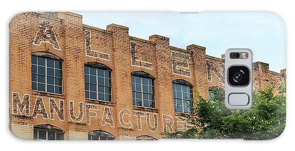Galaxy Case featuring the photograph Old Mill Building In Buford by Doug Camara