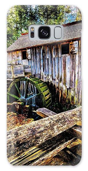 Old Mill Galaxy Case