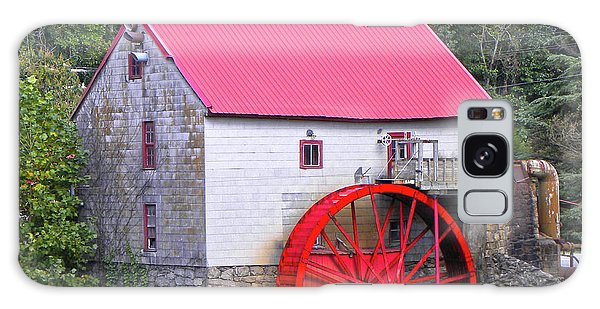 Old Mill Of Guilford Squared Galaxy Case