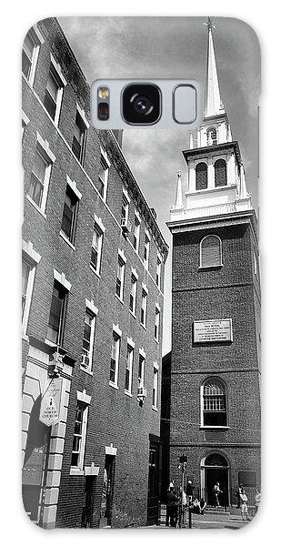 Old North Church Galaxy Case