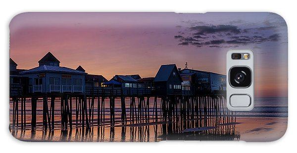 Old Orchard Beach  Galaxy Case