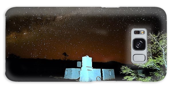 Old Owen Springs Homestead Galaxy Case by Paul Svensen
