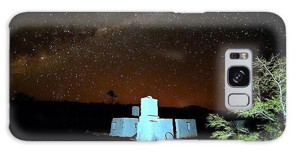 Old Owen Springs Homestead Galaxy Case