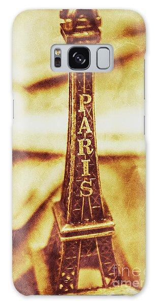 Old Paris Decor Galaxy Case by Jorgo Photography - Wall Art Gallery