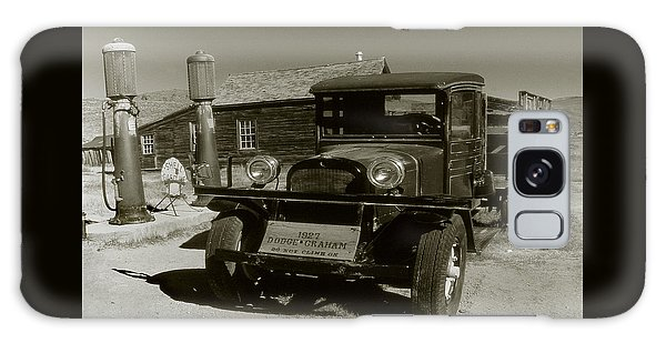 Old Pickup Truck 1927 - Vintage Photo Art Print Galaxy Case