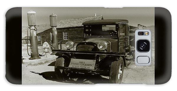 Old Pickup Truck 1927 - Vintage Photo Art Print Galaxy Case