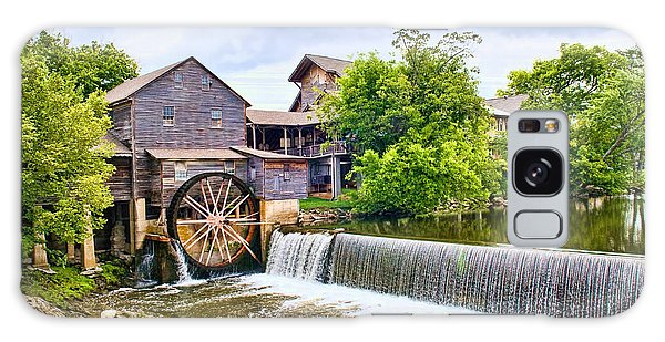 Old Pigeon Forge Mill Galaxy Case