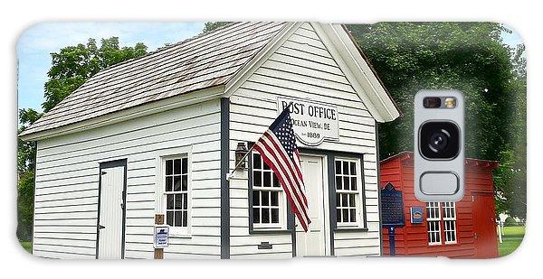 Old Post Office - Ocean View Delaware Galaxy Case