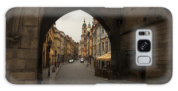 Old Prague Galaxy Case