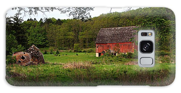 Old Red Barn 2 Galaxy Case