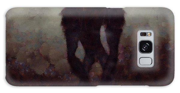 Anubis Galaxy Case - Old Red Eyes by Esoterica Art Agency