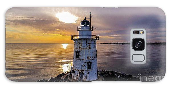 Old Saybrook Outer Light Galaxy Case