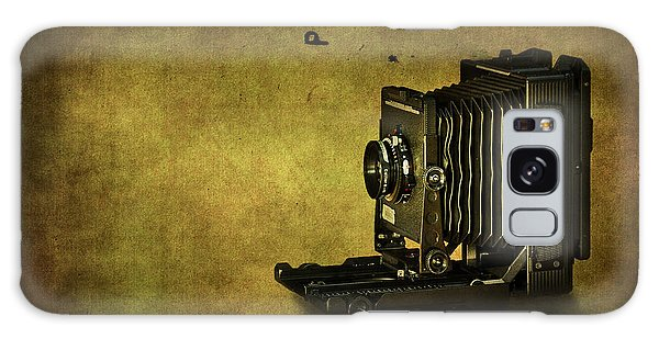 Vintage Camera Galaxy Case - Old School by Evelina Kremsdorf