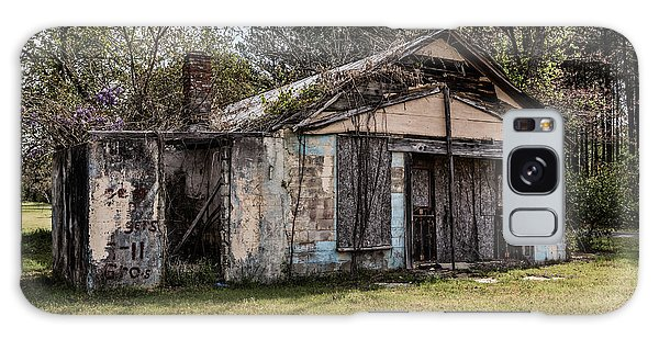 Galaxy Case featuring the photograph Old Shack by Kim Hojnacki