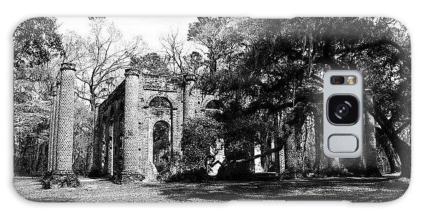 Old Sheldon Church  Galaxy Case by Gary Wightman