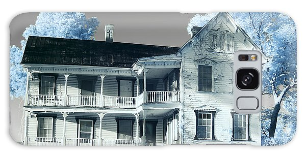 Old Shull House In 642 Galaxy Case