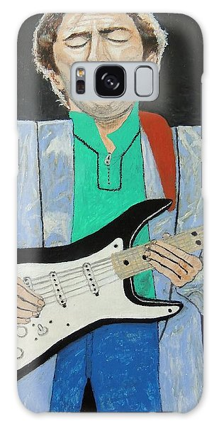 Old Slowhand. Galaxy Case by Ken Zabel