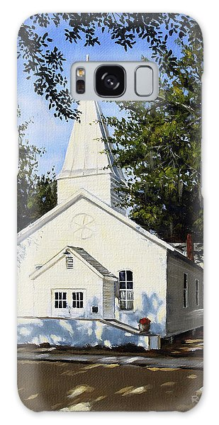 Old St. Andrew Church Galaxy Case