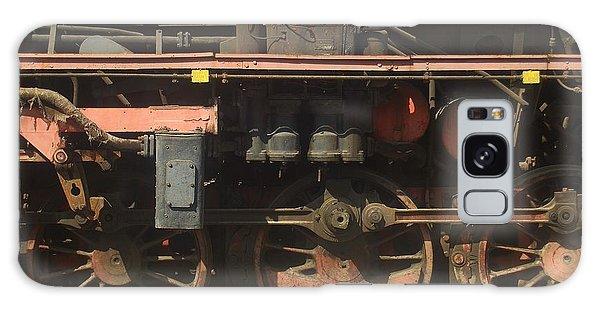 Old  Steam Train ...france Galaxy Case