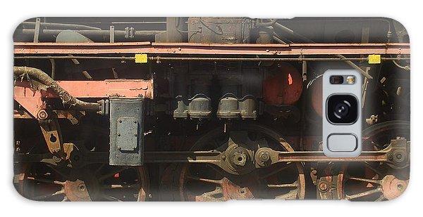 Old  Steam Train ...france Galaxy Case by Pierre Van Dijk