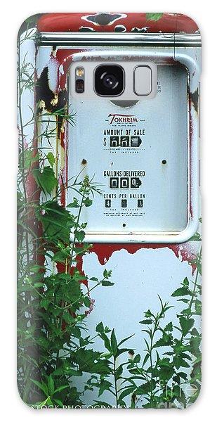 6g1 Old Tokheim Gas Pump Galaxy Case