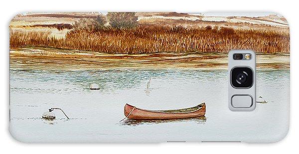Old Town Canoe Menemsha Mv Galaxy Case