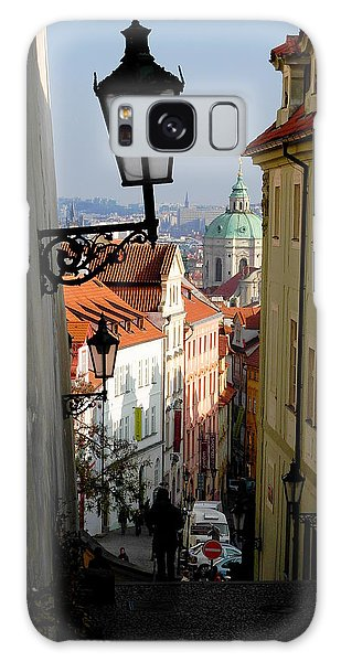 Old Town Galaxy Case