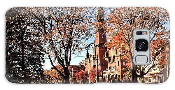 Old Town Hall In The Fall Galaxy Case