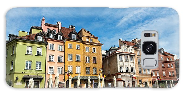 Old Town Warsaw Galaxy Case by Chevy Fleet