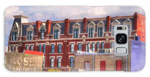Old Town Wichita Kansas Galaxy Case